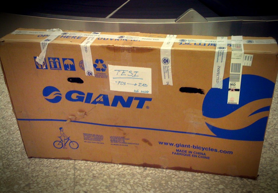 Bike Box Dimensions Will Your Bike Fit In One