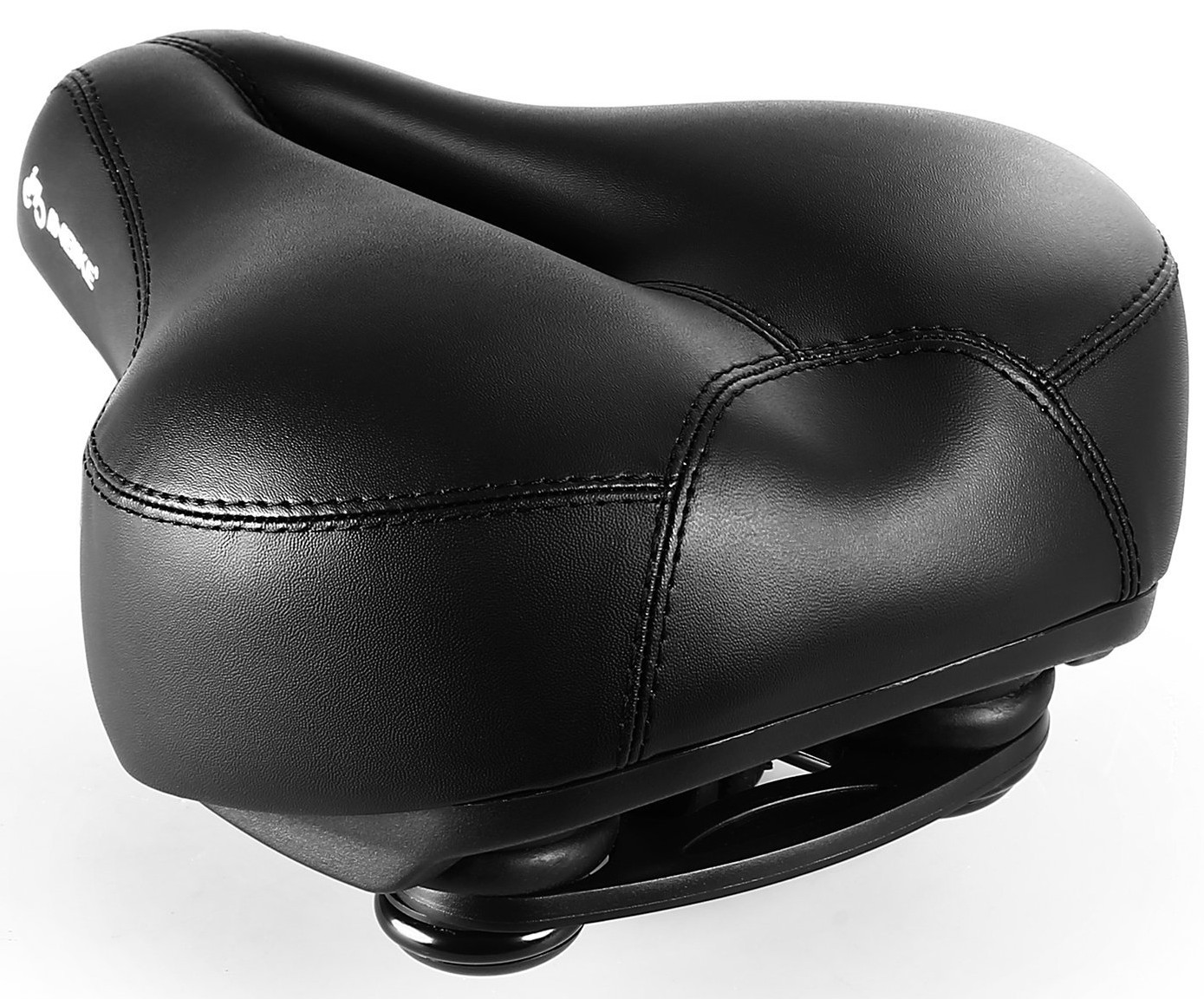 INBIKE Most Comfortable Bicycle Seat, Foam Padded Breathable Big Bike Seat for Men