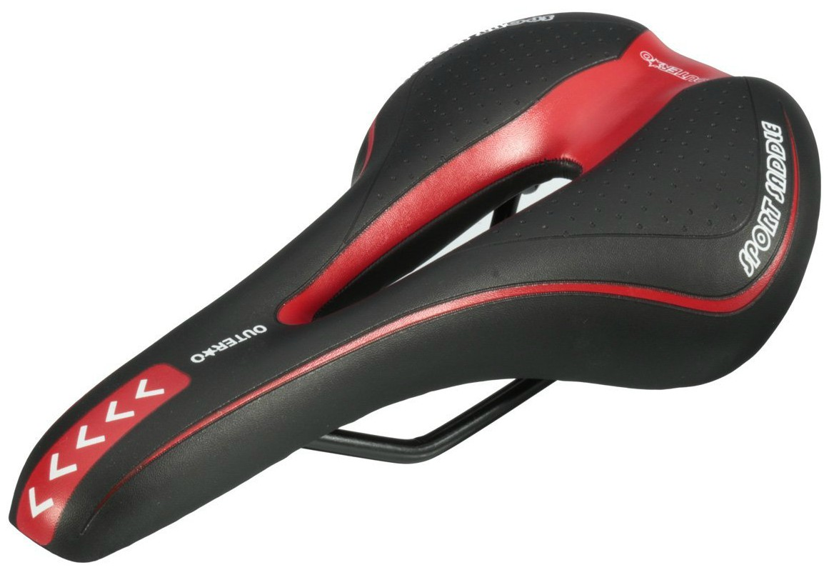 OUTERDO Bike Saddle Mountain Bike Seat Professional Road MTB Gel Comfort Bicycle