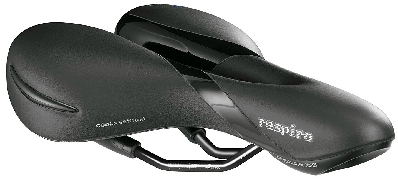 Selle Royal 2014 Men's Respiro Moderate MTBRoad Bicycle Saddle