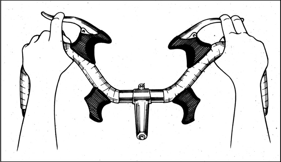 bicycle handlebar styles