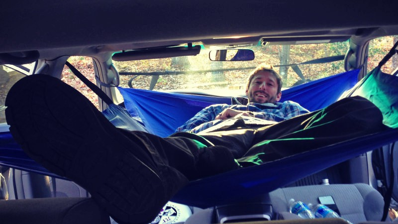 car hammock for people