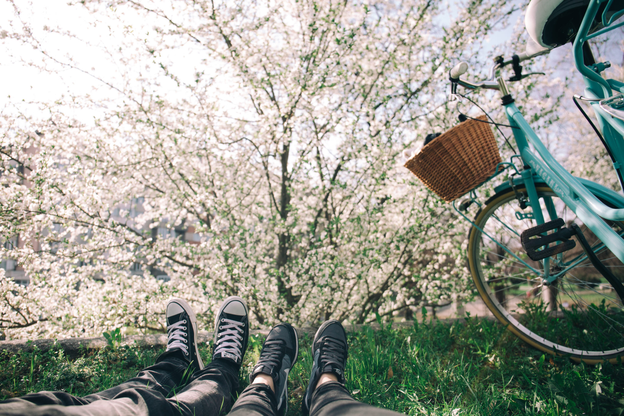 Bicycle Date Ideas