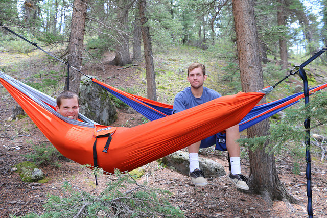 the 6 best rated hammocks for camping backpacking and bike touring  rh   pinch flat