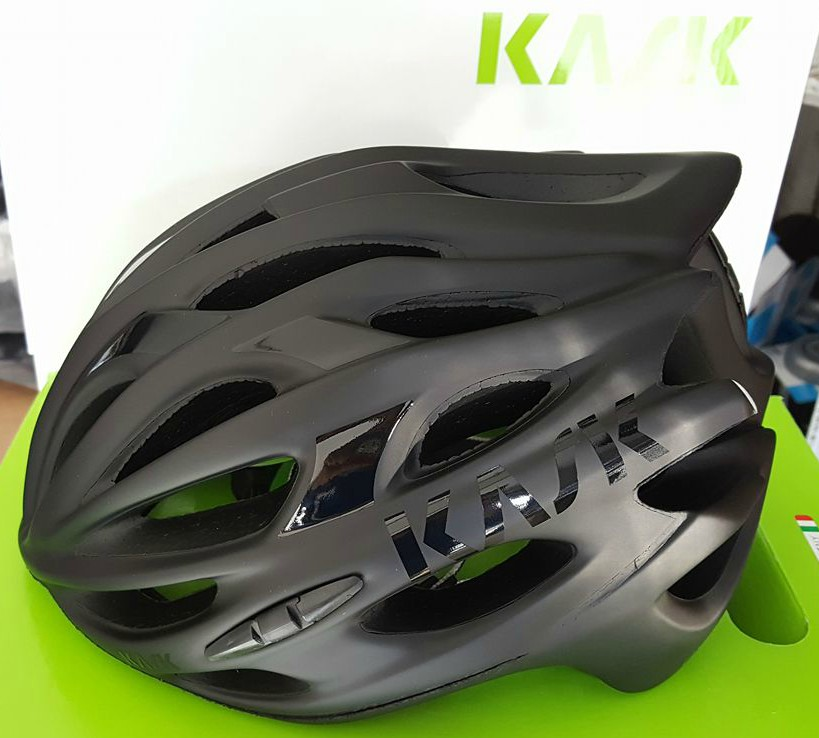 picture of a kask mojito in matt black