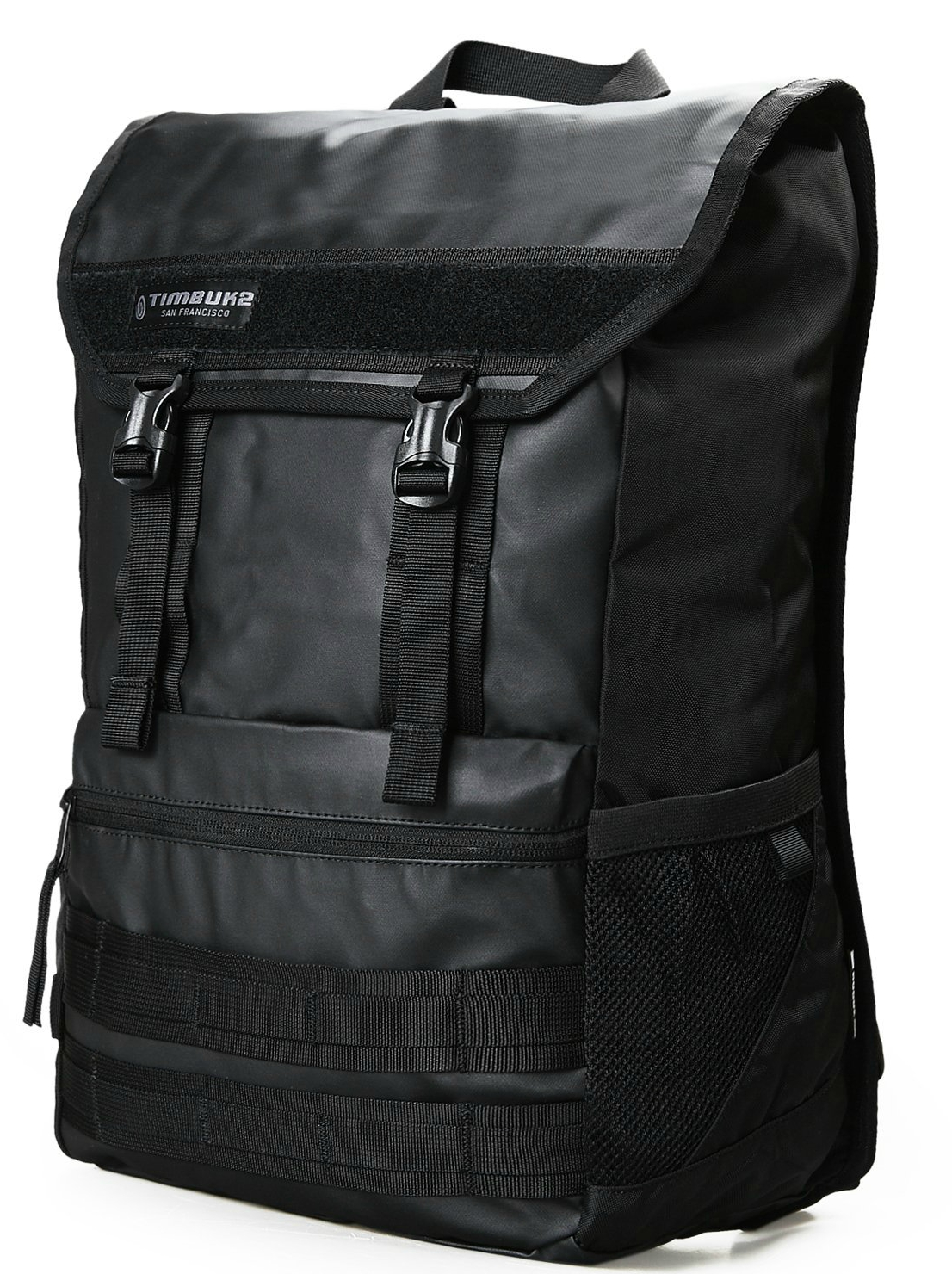 Side view of the Rogue rucksack