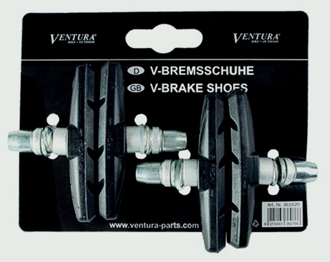 Ventura Complete Bike 70 mm Brake Pad Set
